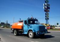 Каналопромывочная машина КО-502 на шасси ЗиЛ-433360 #Н 425 ММ 72. Тюмень, улица Мельникайте