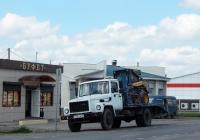 Эвакуатор на шасси ГАЗ-3309 #У 035 УМ 23. Белгородская область, г. Алексеевка, ул. Чапаева