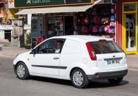 Фургон Ford Fiesta #16 BN 840. Турция, Невшехир