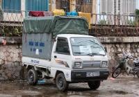 Грузовой автомобиль Suzuki Super Carry #29C-321.02. Вьетнам, Ханой