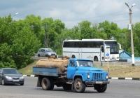 Автоцистерна на шасси ГАЗ-53-12 # К 998 ОН 36. Белгородская область, г. Алексеевка, ул. Тимирязева