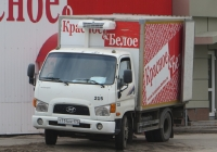 Фургон Hyundai HD78 #Т 714 НХ 174. Курган, улица Карла Маркса