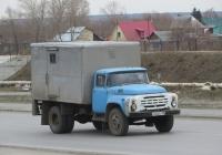 Аварийно-ремонтная машина водоканала на шасси ЗиЛ-431412 #Р 242 АТ 45. Курган, улица Климова