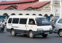 Микроавтобус Asia Topic #60N-9828. Вьетнам, Хошимин