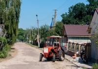 """Трактор Т-30-70 """"Владимирец"""". Черниговская область, с. Радычев"""