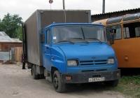 Фургон на шасси ЗИЛ-5301 #К 083 ВУ 73 . Тюмень, улица Земляной вал