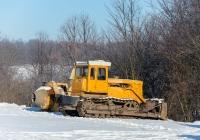 Бульдозер на базе трактора Т-170*. Хмельницкая область, Красиловский район, близ с. Западинцы
