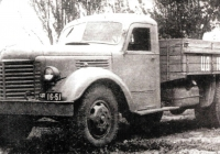 Грузовой автомобиль ЗиС-150 #ЦД 16-51 . Днепропетровская область