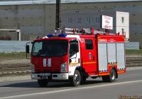 Автомобиль пожарно-спасательный на шасси Isuzu. Алтайский край, Барнаул, Власихинская улица