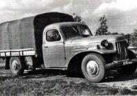 Бортовой грузовой автомобиль ЗИС-115Г #83-81 МОХ . Московская область