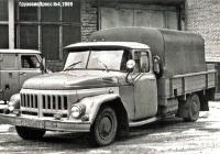 Бортовой грузовой автомобиль ЗИЛ-114Г #9550 МНП . Москва
