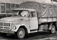 Бортовой грузовой автомобиль ЗИЛ-4305 #5038 ПРОБА . Москва
