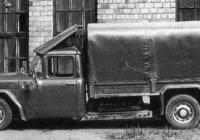 Бортовой грузовой автомобиль ЗИЛ-113Г #9648 МНП . Москва