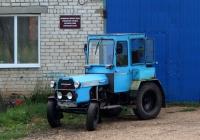 Самодельный трактор. Нижегородская область