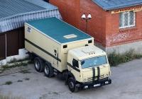 Инкассаторский автомобиль на шасси КамАЗ-53229 #У 772 УВ 99. Рязанская область, Касимов