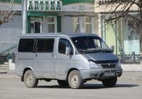 """Микроавтобус ГАЗ-2217 """"Соболь Баргузин"""" #А 339 ЕН 45. Курган, улица Куйбышева"""
