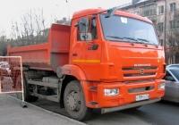 Самосвал КамАЗ-43255 #О 189 СХ 72 . Тюмень