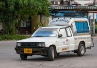 Пикап Mazda B2500 #10-0803, оборудованный для перевозки пассажиров. Таиланд, Краби