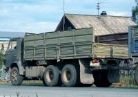 Бортовой грузовой автомобиль КамАЗ-5320 #135 ASA 10 . Свердловская область, Лосиный