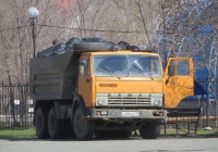 Самосвал КамАЗ-5511 #Х 280 ВК 45. Курган, Городской сад