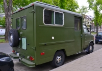 Кемпер на шасси Chevrolet, #D-PH 17H. Германия, Северный-Рейн-Вестфалия, Дюссельдорф