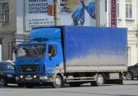 Фургон МАЗ-4371W1-432-000 #O 629 PO 174. Курган, улица Куйбышева