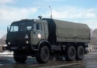 Бортовой грузовой автомобиль КамАЗ-43114 #9986 ЕХ 76   . Челябинская область, Красноармейский район