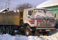 Бортовой грузовой автомобиль КамАЗ-5320 #А 244 УК 64 . Свердловская область, Луговской