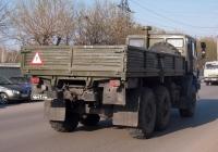 Бортовой грузовой автомобиль КамАЗ-4310 #4641 УМ 76 . Тюмень, Военная улица