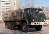 Бортовой грузовой автомобиль КамАЗ-4310 #М 201 ВВ 72 . Тюмень, улица Белинского
