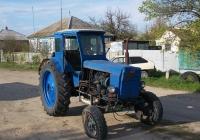 Трактор Т-40М. Волгоградская область, Фролово, улица Калинина