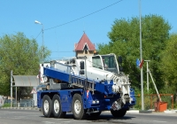 Компактный кран Terex-Demag AC 40 City #2374 ЕР 31. Белгородская область, г. Алексеевка, ул. Маяковского