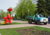 Бортовой автомобиль на шасси ГАЗ-52-27 #М 123 ХК 63. Самара, Самарская площадь