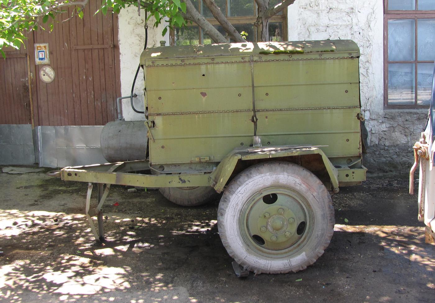 Сварочный агрегат АДБ-309У1. Севастополь, ЗАО «ЭММ»