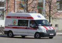 АСМП Сикар-М-3868 на шасси Ford Transit #Т 004 КН 45. Курган, улица Гоголя