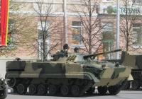 БМП-3. Курган, улица Гоголя