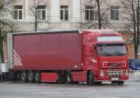 Седельный тягач Volvo FH12 460 #Т 202 ЕВ 45. Курган, улица Гоголя