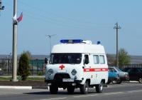 АСМП на базе УАЗ  # О 850 КК 31. Белгородская область, г. Короча, ул. Дорошенко