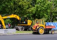 Самоходное шасси Т-16МГ #13263 АХ. Харьков, проспект Тракторостроителей