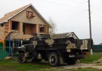 Бортовой грузовик ГАЗ-53-12 #Е 447 НХ 31. Белгородская область, Старооскольский район, с. Городище
