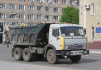 Самосвал КамАЗ-55111 #Т 238 КА 45. Курган, улица Куйбышева