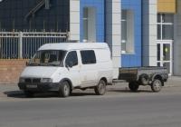 """Фургон ГАЗ-2752-114 """"Соболь"""" #Р 805 УЕ 72. Курган, улица Куйбышева"""