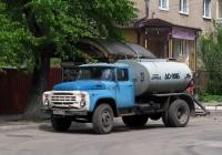 Автогудронатор ДС-39Б #О 950 ВО 40. Калуга, Октябрьская улица