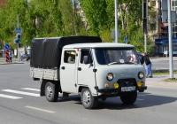 Грузовой бортовой автомобиль УАЗ-33094 #О 603 ТВ 72. Тюмень, улица 50 лет Октября