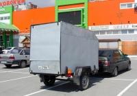 Прицеп-фургон на базе КМЗ-8136 #АС 3106 72 . Тюмень, улица Федюнинского