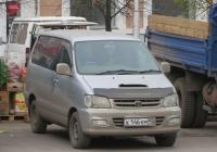 Микроавтобус Toyota Town Ace #К 146 КМ 45. Курган, улица Гоголя