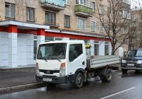 Бортовой грузовой автомобиль Nissan Cabstar 35.15 #Х 806 ТВ 777. Москва, бульвар Матроса Железняка