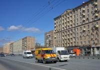 Автомобиль аварийной службы 3035GР на базе ГАЗ-27527 #У 977 ОЕ 77. Москва, проспект Мира