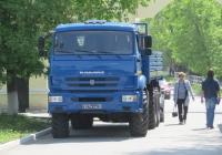 Грузовой автомобиль КамАЗ-43118 #9274 УА 12. Курган, Городской сад