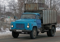 ГАЗ-53-19. Волгоградская область, Фролово, Южная улица